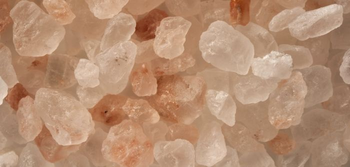 Quartz crystals, one of various weighted blanket fillings. Image credit: Wolfgang Hasselmann via unsplash.com.